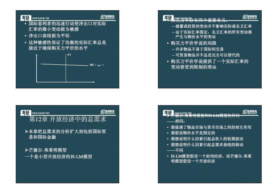 曼昆宏观经济学(三十五)