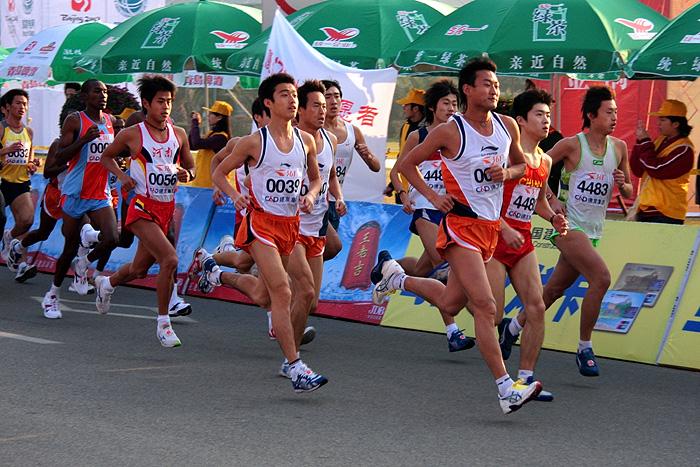 梦见跑马拉松很轻松